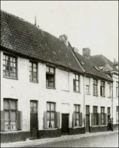 Mooie foto van de toestand in 1940