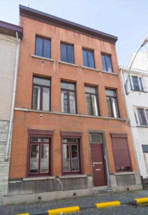 Baudelostraat 59-63. Foto Michel Vuijlsteke, juli 2016