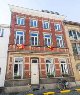 Baudelostraat 67. Foto Michel Vuijlsteke, juli 2016