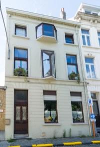 Baudelostraat 71. Foto Michel Vuijlsteke, juli 2016