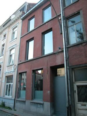 Baudelostraat 39. Foto: Dirk Boncquet, juni 2003