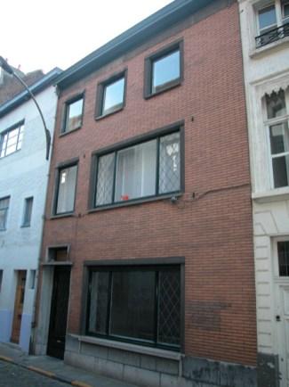 Baudelostraat 53. Foto: Dirk Boncquet, juni 2003.