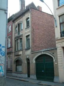 Baudelostraat 69. Foto: Dirk Boncquet, juni 2003.