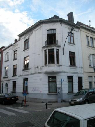 Baudelostraat 87. Foto: Dirk Boncquet, juni 2003.