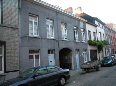 Gelukstraat 31-41. Foto: Dirk Boncquet, juni 2003.