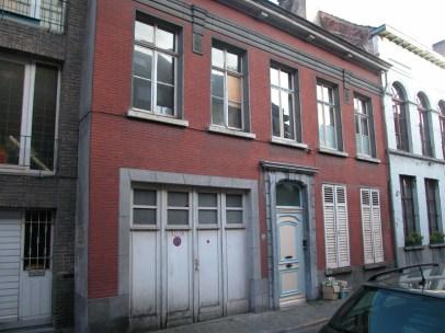 2003 - Gelukstraat 34. Foto: Dirk Boncquet, juni 2003.