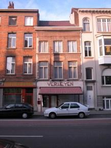Ottogracht 10. Foto: Dirk Boncquet, juni 2003.