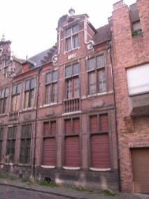 Sint-Katelijnestraat 11. Foto: Dirk Boncquet, juni 2003.