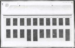 1783 - voorgevel - vierde kwart achttiende eeuw - SAG 535-285/15 (1783) - hoek met Gelukstraat. Beeld: Stadsarchief Gent, opname: 1995