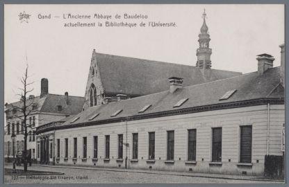 Baudeloabdij - De Graeve