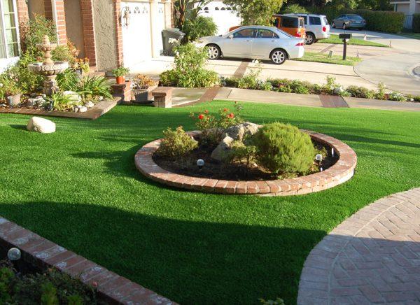 landscape turf & artificial lawn