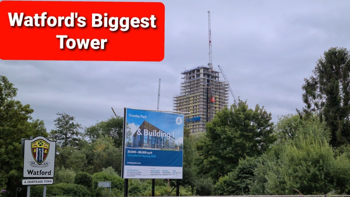 24 Storey High Rise Tower Housing and  thousands of new homes