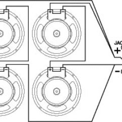 8 Ohm Wiring Diagram Toyota 1jz Ge Vvti Celestion Bl12 200x Ferrite Example 4 X Speaker Load 16