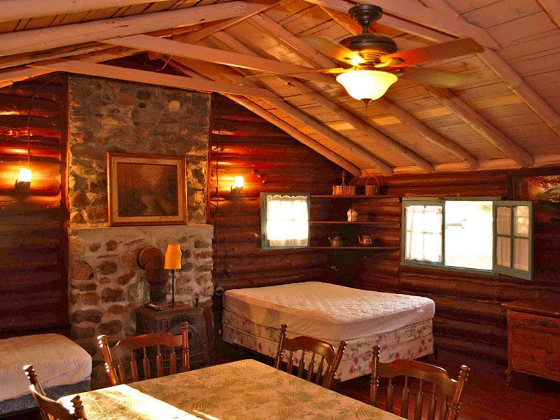 P O P Fall Ceiling Wallpaper Rustic Log Cabins Watkins Glen Lodging