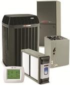Local Trane Dealer   Furnaces, Heat pumps, AC   Watkins ...