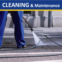 Cleaning, Storage & Maintenance