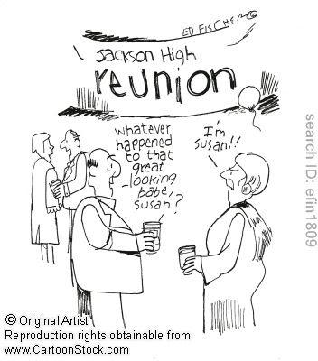 Reunion Humor