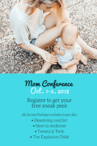 Mom Conference 2018