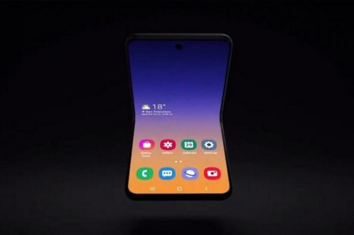 """Leaks reveal the date of launch of the new Samsung phone """"Galaxy Fold 2"""""""