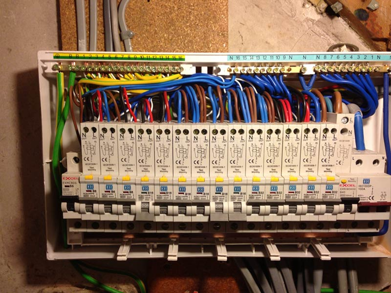 Consumer Unit Replacement Aa Electrical Services