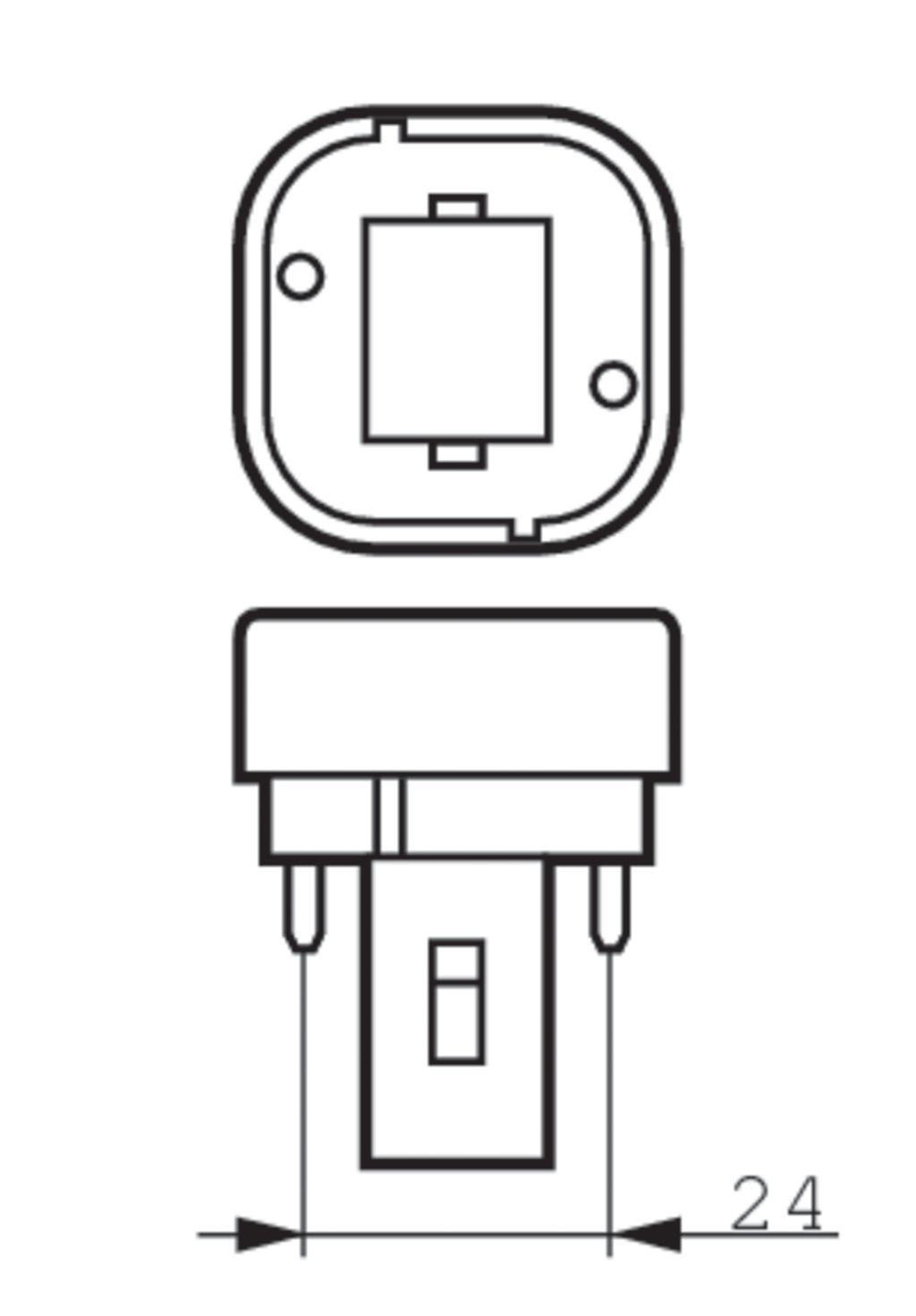 Philips Led Corepro Pl C 6 5w K Neutralwei 650lm G24d