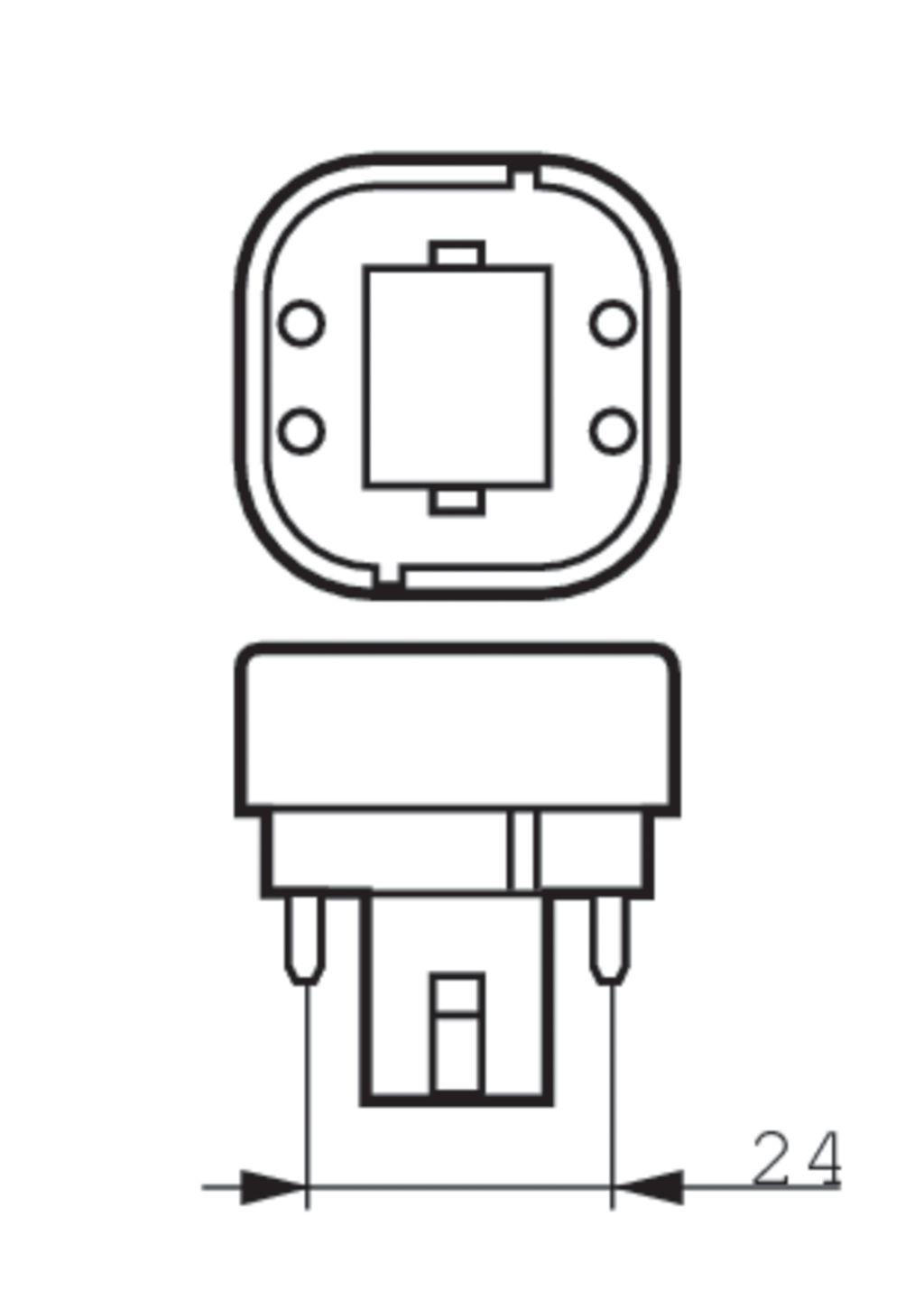 Philips Led Corepro Pl C 9w K Neutralwei 950lm G24q 3