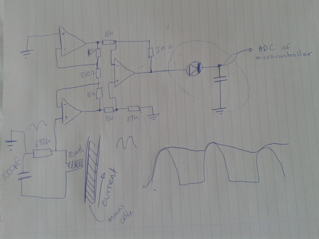 Mains Power Detection Circuit Wattnotions