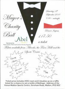 Mayor's Charity Ball