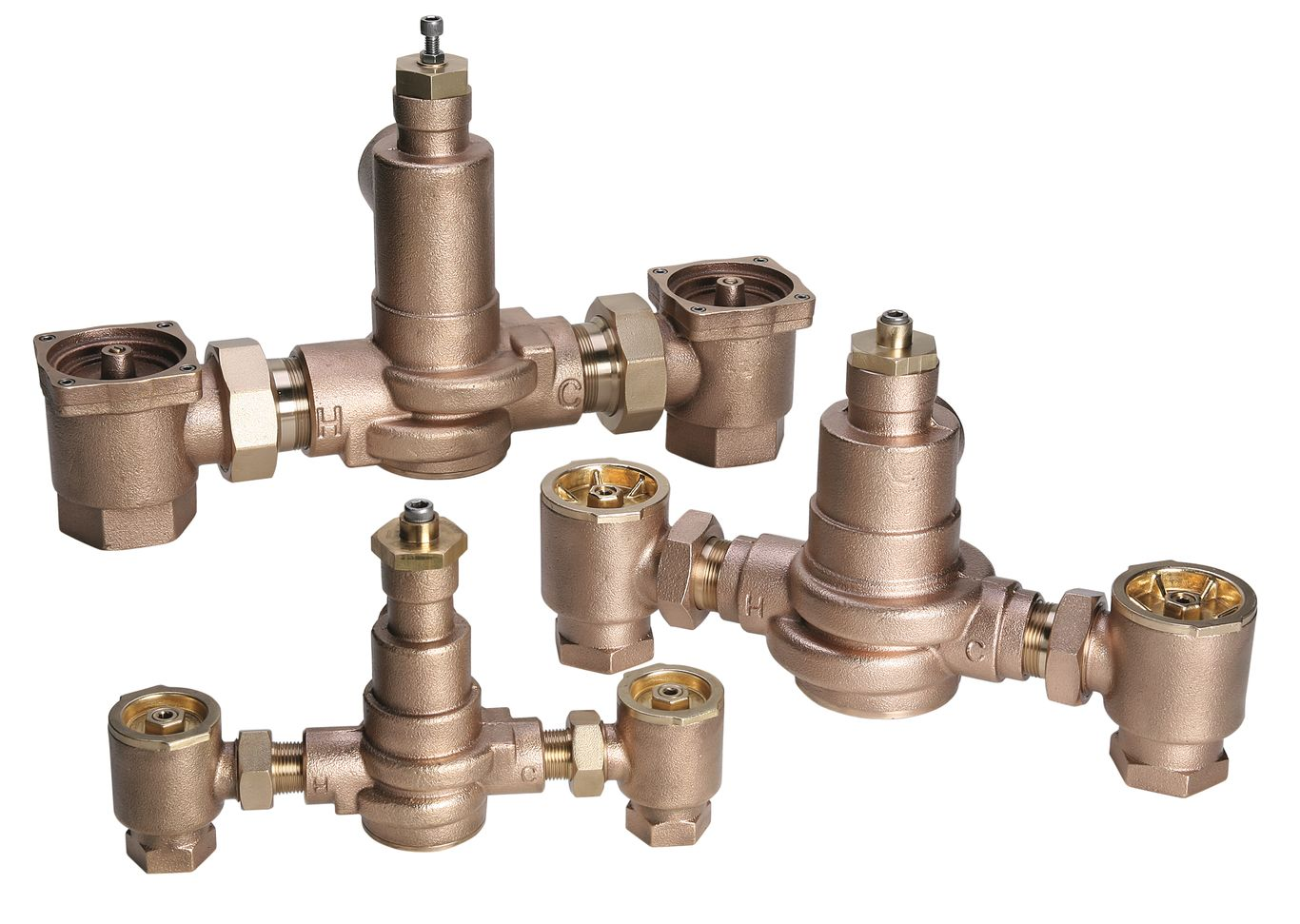 hight resolution of hydroguard xp lead free series lfmm430 master tempering valves