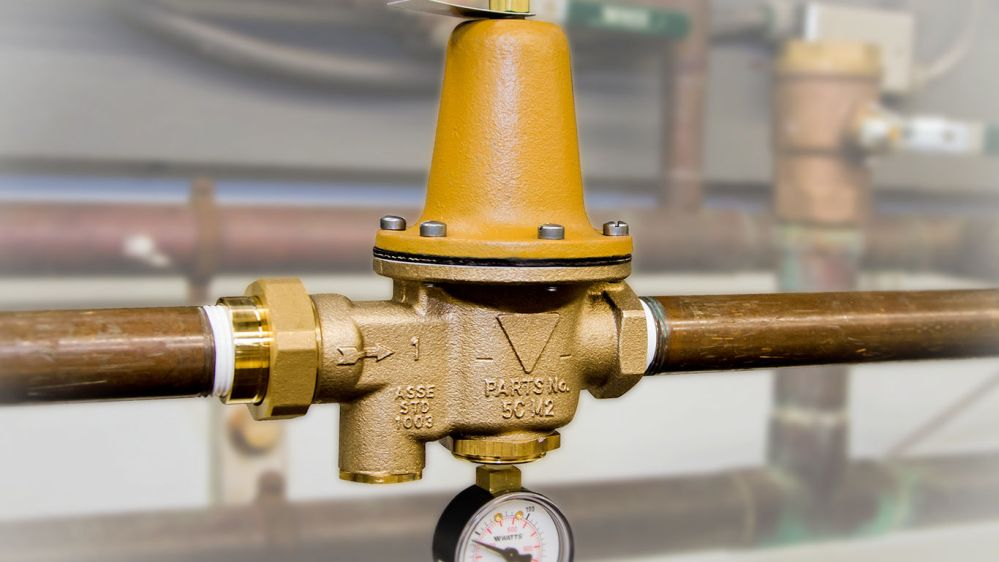 medium resolution of pressure reducing valves are designed to reduce incoming water or steam pressure to a safer constant predetermined downstream level