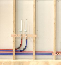 we offer complete pex systems for both potable plumbing and radiant heating including tubing manifolds fittings and other accessories  [ 1366 x 768 Pixel ]