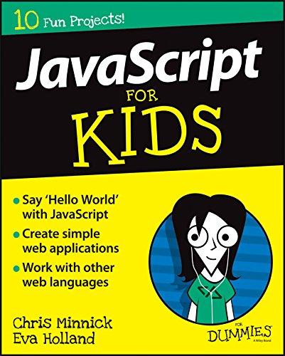 JavaScript For Kids - WatzThis?