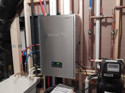 Etermnal Tankless Water Heater