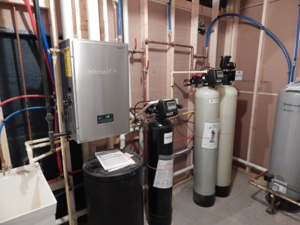 Tankless, Water Softener, Iron Curtain