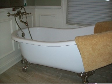 Barclay Claw Foot tub