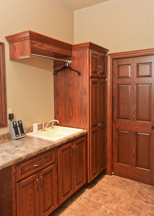 High Quality Custom built-in cabinets in Vilas County