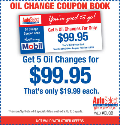 Don't wait! Affordable standard oil changes in Neenah, WI