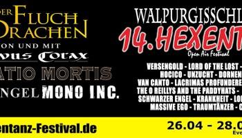 Losheim 2018 abgesagt hexentanz Sündenrausch Concert