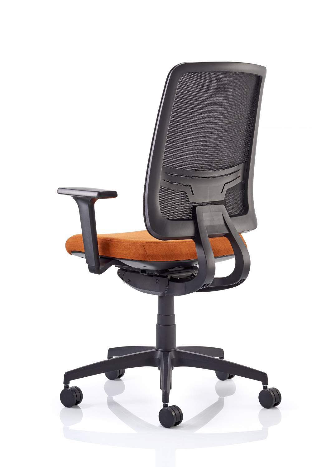 back support office chairs uk boon flair high chair pink absolute | task wave ltd