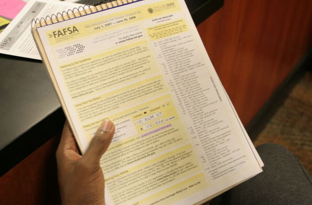 Fafsa Applications Open Oct 1 This Year In Ky