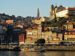 Die historische Altstadt von Porto