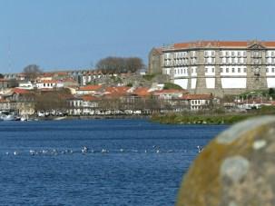 Das Hafenstädtchen Vila do Conde