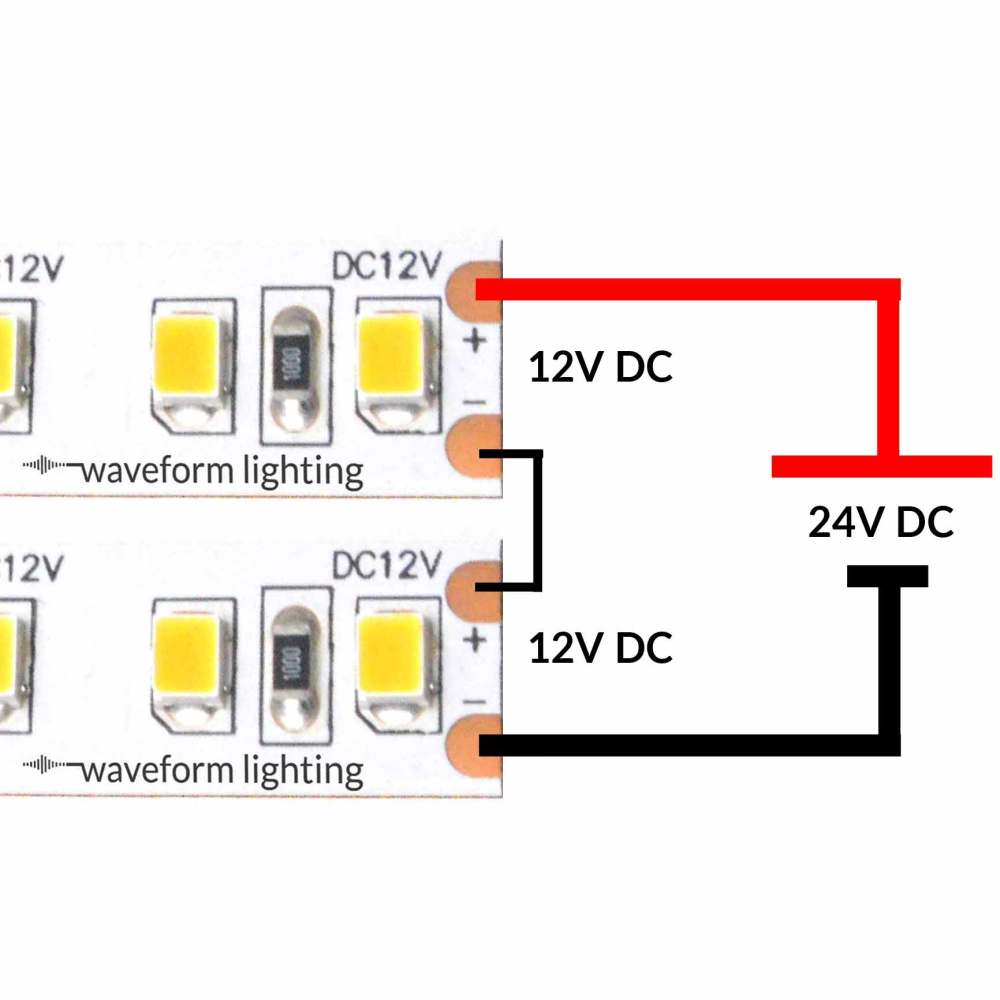 medium resolution of led series parallel wiring diagram