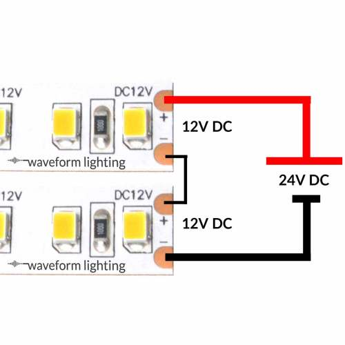 small resolution of led series parallel wiring diagram