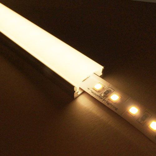 small resolution of the aluminum channels may help dissipate the heat from the led strips but for the most part they are not necessary for thermal management and are primarily