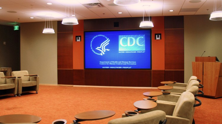 CDC | Headquarters and Emergency Operations Center • Waveguide