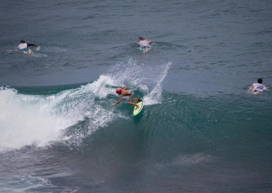 surfing Bingin Impossibles Surf report