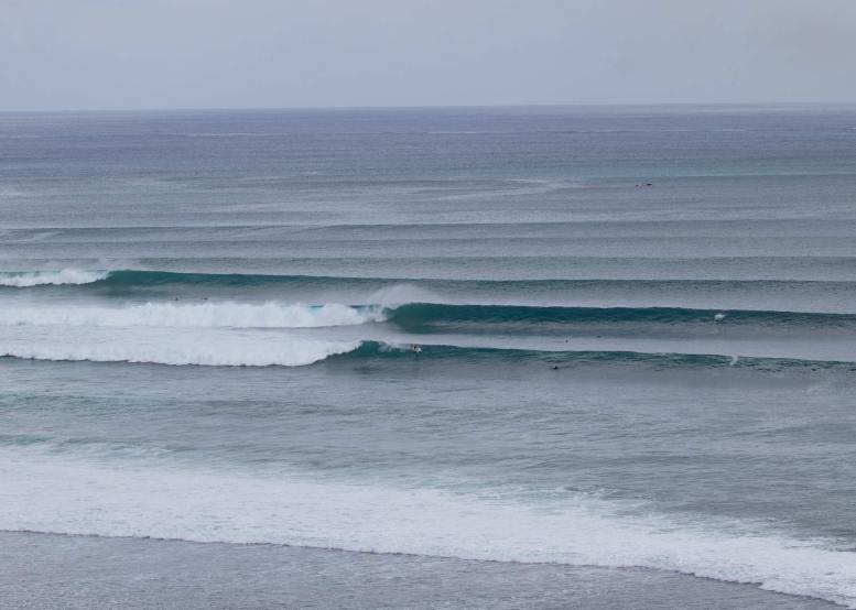 surfing Impossibles Surf report