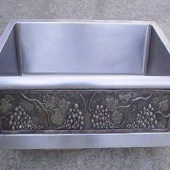 Stainless Steel Kitchen Faucets Catskill Craftsmen Island Wave Decorative Plumbing - Luxury Sinks, ...