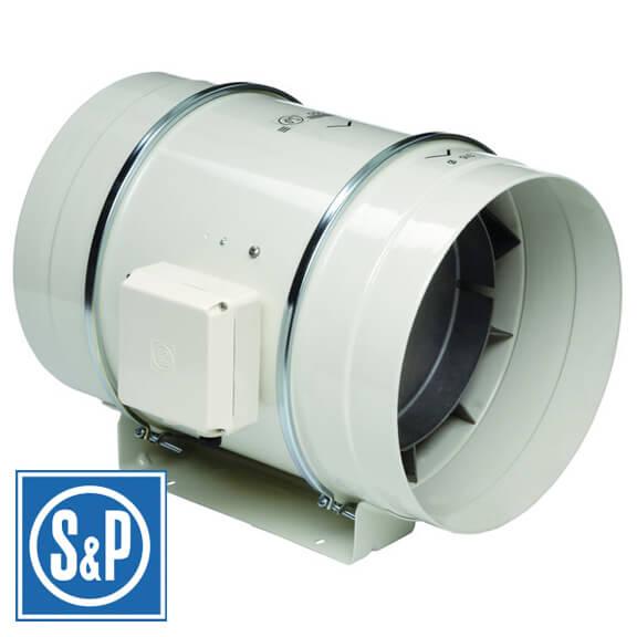 SP Soler  Palau Ventilation Fans  TD315 124 Duct